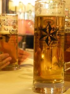 Chope a biere de la Nueva Galicia