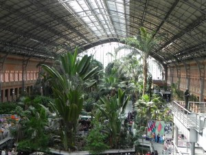 Atocha Madrid