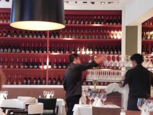 La Finca de Susana, Restaurant Madrid