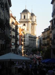Entrée de La Latina Madrid