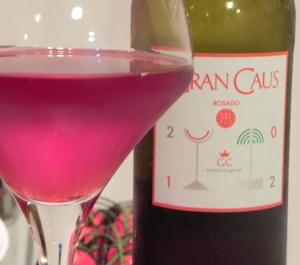 Vin Espagnol : Le Gran Caus rosé 2012