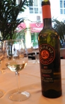 Vin espagnol Burgan Albarino