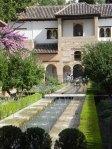Generalife et Alhambra, Grenade