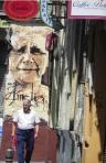 Graffiti de El Nino de las Pinturas, Realejo, Grenade