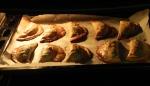Cuisson des empanadas