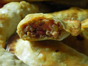 Recette Empanada au Chorizo et au porc