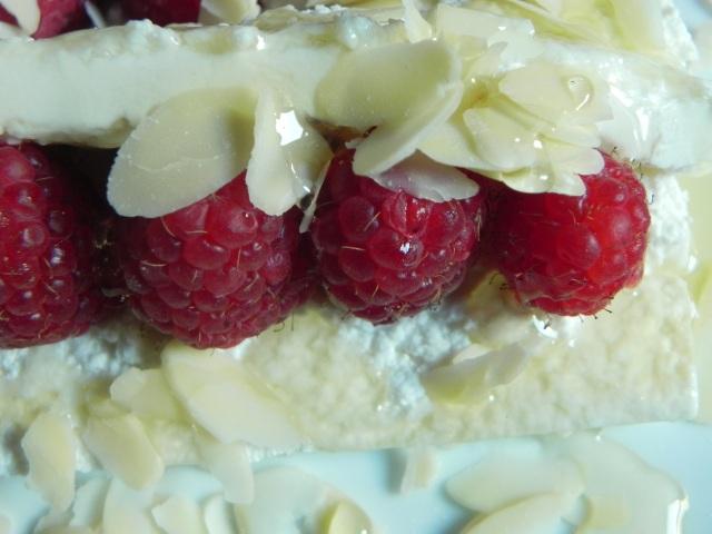Dessert simple Ricotta