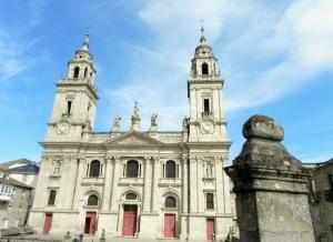 Lugo et sa cathédrale