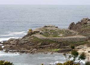 Château Baroña Galicia